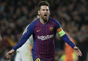 Ronaldo gọi Messi trả lời: Hãy mang Ronaldo tới đây