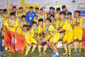 Hà Nội vô địch giải U19 quốc gia 2019