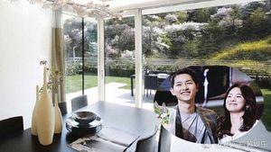 Nhà hơn 200 tỷ của Song Joong Ki - Song Hye Kyo thuộc về ai nếu ly hôn?