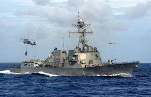 Mỹ sẽ 'nỗ lực tăng cường năng lực hàng hải cho Việt Nam'