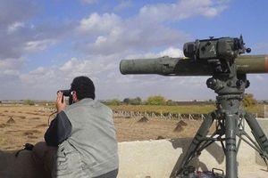 Syria phát hiện tên lửa chống tăng của Mỹ trong các trại khủng bố