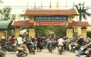 Hàng trăm học sinh ở Thái Bình nghỉ học do sợ lây bệnh từ người bạn đã thiệt mạng