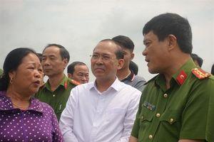 Cát loạn Phú Thọ: Phó Chủ tịch tỉnh Phú Thọ nhận lỗi với người dân