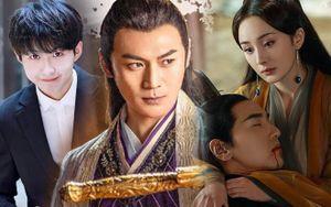 Phim Hoa ngữ: Kim Tiên Lạc Minh Hiên của 'Chiêu Diêu' gia nhập hội chết lâm sàng được đóng gói trong quan tài