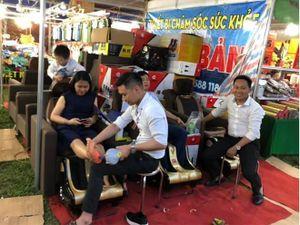 Du khách phàn nàn về bộ mặt nhếch nhác của Festival văn hóa truyền thống Việt Nam 2019