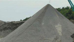 Tìm giải pháp khắc phục tình trạng thiếu cát xây dựng
