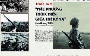 Những bức ảnh 'Hậu phương thời chiến giữa thế kỷ XX' gây xúc động