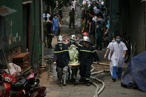 Vụ cháy 8 người chết: Nhà xưởng không phép, phường đùn đẩy trách nhiệm
