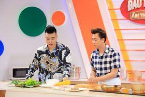 Tập 6 Đấu trường ẩm thực nhí: Hồ Việt Trung căng thẳng thi nấu ăn với Phương Lan