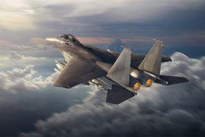 Hé lộ hình ảnh đầu tiên của tiêm kích 'Siêu chim ưng' F-15EX