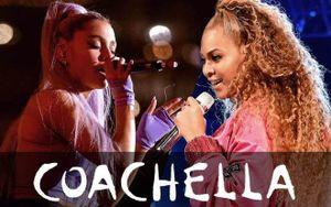 Thực hư chuyện Ariana Grande được trả catse gấp đôi đàn chị Beyonce tại Coachella 2019