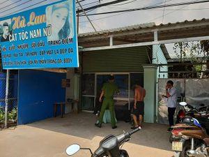 Lời khai gã thanh niên đâm gục nữ chủ tiệm hớt tóc, cướp xe máy