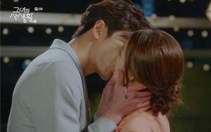 Park Min Young và Kim Jae Wook trao nhau nụ hôn lãng mạn giúp 'Her Private Life' đạt rating cao nhất từ khi lên sóng