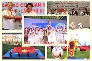 Press Cup 2019: Sự trở lại của một sân chơi chất lượng
