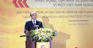 Thủ tướng Nguyễn Xuân Phúc: Muốn thoát bẫy thu nhập trung bình cần làm chủ công nghệ, hoàn thiện quản lý