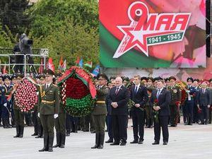Tưng bừng kỷ niệm chiến thắng phátxít tại các nước Liên Xô cũ