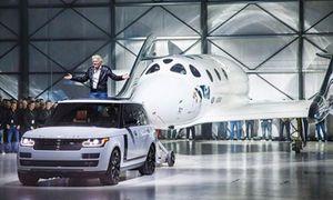 Range Rover Astronaut Edition độc quyền cho các phi hành gia