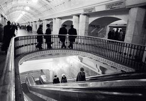 Kỷ niệm 84 năm 'Moscow Metro': Chuyến tàu vượt 'thời gian' đẹp nhất thế giới