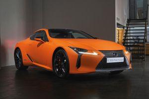 Lexus ra mắt phiên bản đặc biệt tiếp theo của LC500h