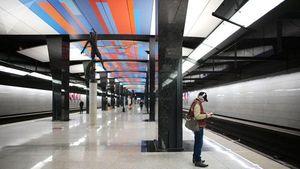 'Cung điện ngầm dưới lòng đất' ở Moscow thay đổi ra sao trong 84 năm qua?