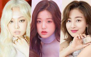BXH giá trị thương hiệu thành viên nhóm nữ Kpop tháng 5: Jennie(BlackPink) bị bám đuổi sát nút bởi thành viên IZ*ONE