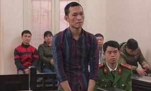 Vừa ra tòa bị cáo bất ngờ rút kháng cáo, chấp nhận án tử hình