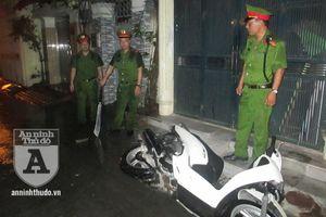 Cảnh sát 113 can thiệp kịp thời vụ đâm chém giữa đêm