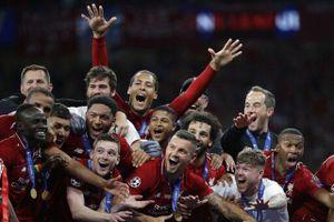 Kết quả chung kết Champions League: Liverpool vô địch
