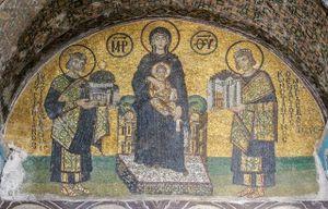 Nhà thờ Hagia Sophia – Di sản kiến trúc kỳ vĩ của Istanbul