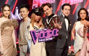 Dân mạng tranh luận về dàn HLV Giọng hát Việt nhí 2019: Mùa giải mới đầy sức hút?