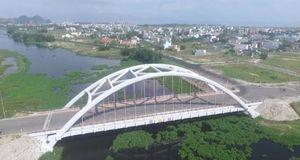 Đà Nẵng: Mời thầu dự án đường và cầu qua sông Cổ Cò