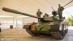 Iraq ra mắt phiên bản nâng cấp cực mạnh của T-54/55