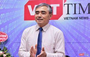 Chủ tịch Nguyễn Minh Hồng: VietTimes góp phần mạnh mẽ tăng uy tín của Hội Truyền thông số Việt Nam