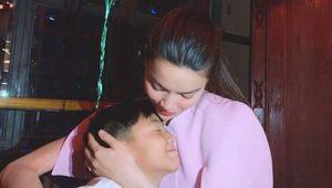 Hồ Ngọc Hà cùng bạn trai Kim Lý tổ chức sinh nhật Subeo