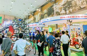 Triển lãm xe hai bánh Việt Nam: Nơi hội tụ những sản phẩm và công nghệ mới