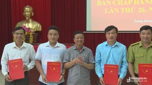 Tương Dương được bổ sung 4 ủy viên Ban Chấp hành Đảng bộ huyện