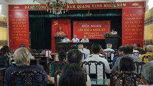 Ông Trần Đăng An làm Phó Chủ tịch Mặt trận tỉnh Nam Định
