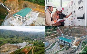 Vận hành Nhà máy Thủy điện Ca Nan 1, Ca Nan 2 tại Nghệ An