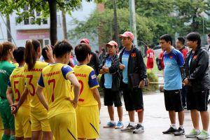 Đội tuyển nữ Quốc gia hội quân, sẵn sàng chinh phục vị trí số 1 Đông Nam Á