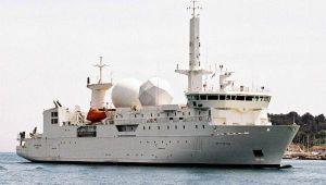 Tàu trinh sát tối tân của Pháp vào Biển Đen