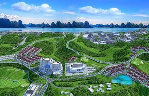 Siêu dự án 7 tỷ USD ở Quảng Ninh: Báo cáo Thủ tướng xem xét, quyết định