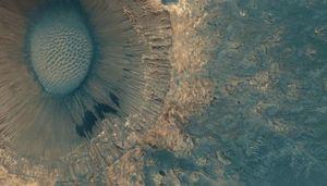Chuyến bay giả lập trên bình nguyên sao Hỏa