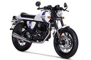 Cận cảnh môtô café racer động cơ 197cc, giá 63 triệu ở Việt Nam