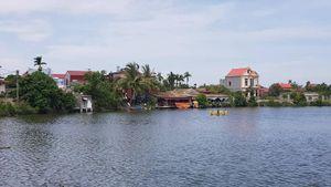 Hải Dương: Hồ Bồng Lai bị 'xẻ thịt', đua nhau lấn chiếm trái phép