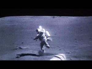 Lý do không ngờ về những cú 'vồ ếch' của phi hành gia Apollo trên Mặt Trăng