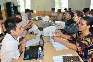 Ngân hàng CSXH Nghệ An nâng chất lượng hoạt động tổ tiết kiệm vay vốn