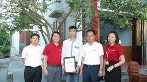 Thủ khoa khối A nhận học bổng tài năng từ trường Đại học Bách khoa Hà Nội
