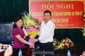 Bí thư Tỉnh đoàn Nam Định được phân công làm Bí thư huyện ủy
