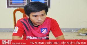 Nhảy xe khách từ Bình Phước ra Hà Tĩnh cướp tài sản