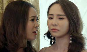 Chồng Khánh Linh 'sợ hãi' sau màn đánh ghen của vợ trong phim 'Về nhà đi con'